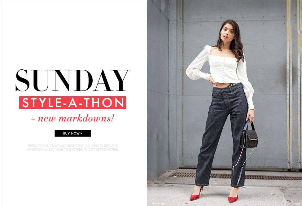 Sept 23 - Sunday Style-A-Thon - BUY