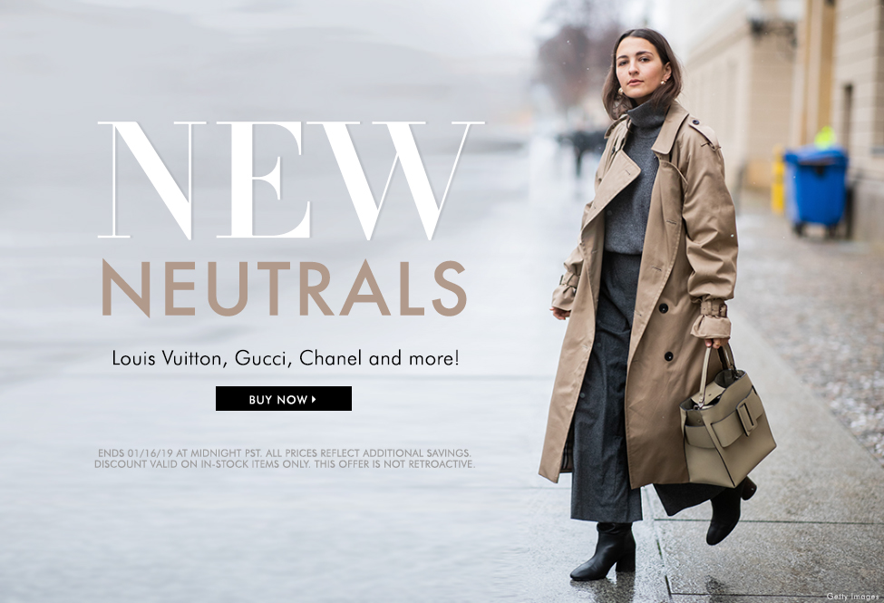Jan 16 – TRENDING | New Neutrals – BUY