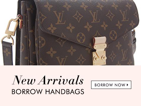 Left Tile - New Arrivals Borrow Now