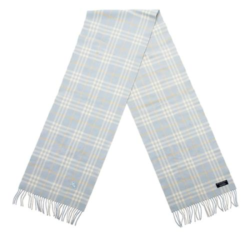 Burberry Lambswool Check Scarf