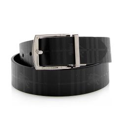 Burberry Leather Reversible Belt - Size 32 / 80