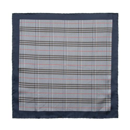 Burberry Silk Check Scarf