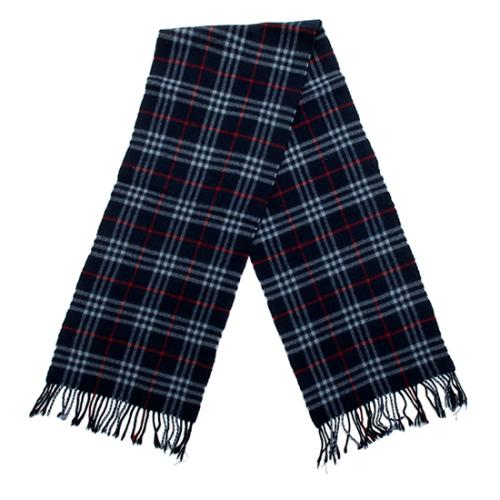 Burberry Vintage Wool Check Scarf - FINAL SALE