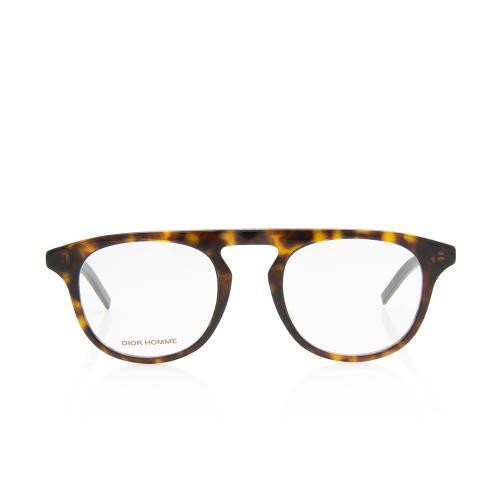 Dior Clear Demo Blacktie249 Square Eyeglasses