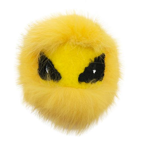 Fendi Fur Tria Eye Bag Charm