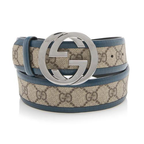 6cfe9bb2ea6 Find every shop in the world selling gucci belt w interlocking g ...