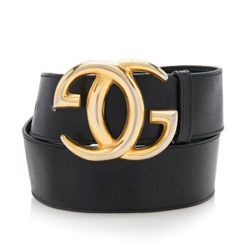 ebc198068e5 Gucci-Vintage-Leather-GG-Belt--Size-32-80 92183 front large 0.jpg