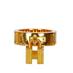 Hermes H Cadenas Scarf Ring