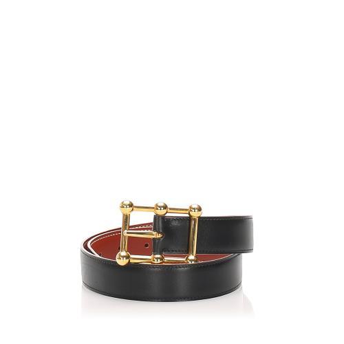 Hermes Leather Belt - 28 / 71