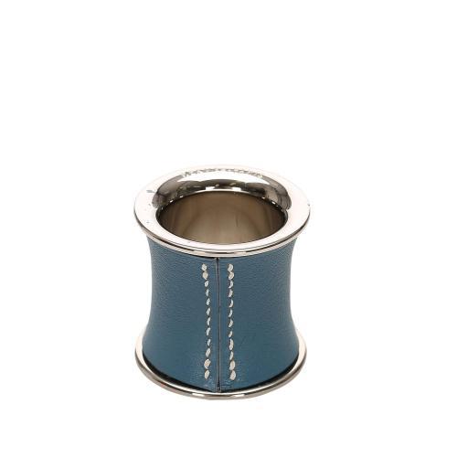 Hermes Metal Scarf Ring