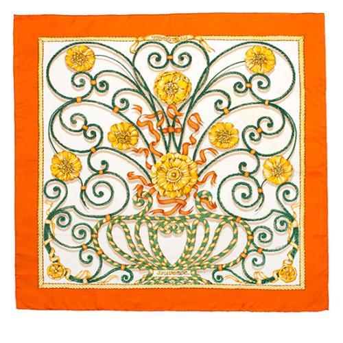 Hermes Silk Jouvence Scarf