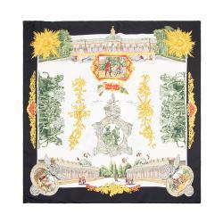 Hermes Silk Sanssoucy 90 cm Scarf