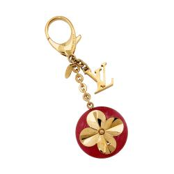Louis Vuitton Hollow Flower Bag Charm