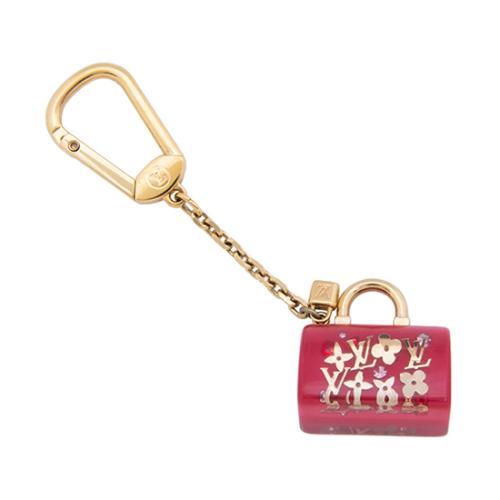 Louis Vuitton Inclusion Speedy Bag Charm