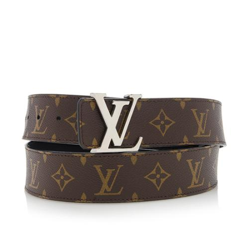 02122881f Louis-Vuitton-Monogram-Canvas-Initiales-Reversible-Belt --Size-42-105_78964_front_large_0.jpg