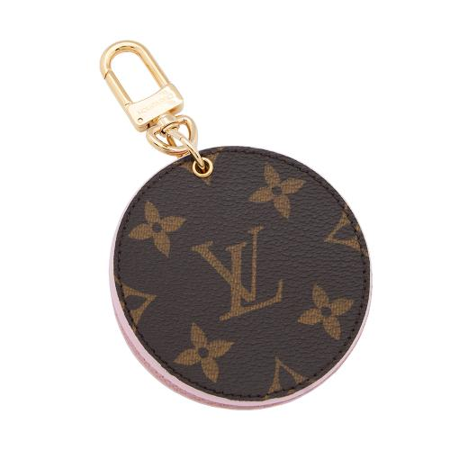 Louis Vuitton Monogram Canvas Mirror Bag Charm