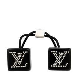 Louis Vuitton Monogram Hair Cubes