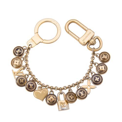 Louis Vuitton Pastilles Key Ring