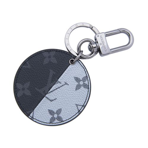 Louis Vuitton Split Monogram Canvas Bag Charm