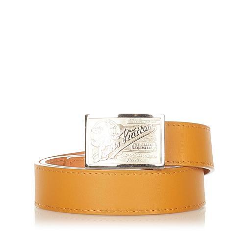 Louis Vuitton Travelling Requisites Belt - 30 / 75