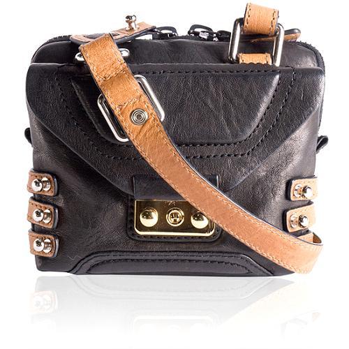 3.1 Phillip Lim Adin Lambskin Shoulder Handbag