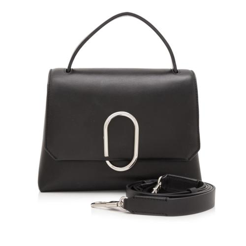 3.1 Phillip Lim Leather Alix Mini Top Handle Satchel
