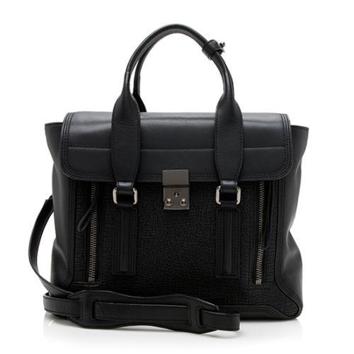 3.1 Phillip Lim Leather Pashli Medium Satchel