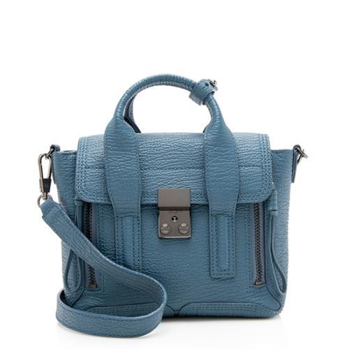 3.1 Phillip Lim Leather Pashli Mini Satchel