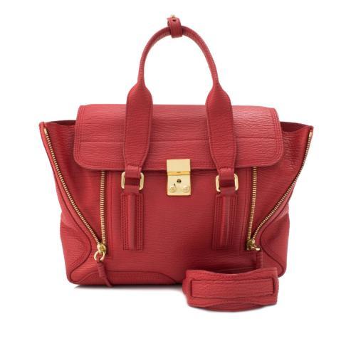 3.1 Phillip Lim Leather Medium Pashli Satchel