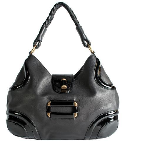 Alexander McQueen Large Novak Hobo Handbag