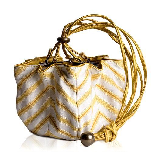 Alexander McQueen Star Metal Handbag Clutch