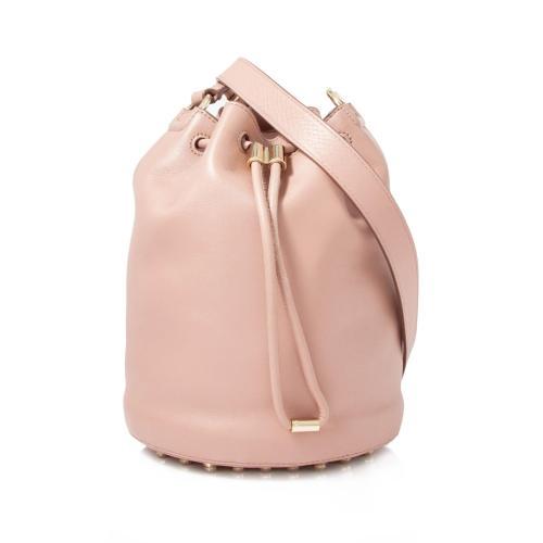 Alexander Wang Leather Alpha Bucket Bag