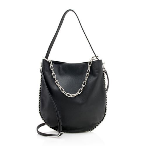 Alexander Wang Bi-Color Calfskin Roxy Shoulder Bag