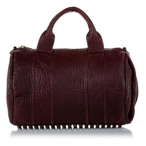 Alexander Wang Rocco Leather Satchel