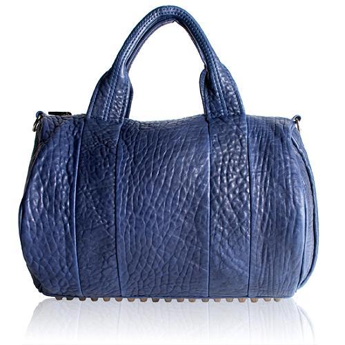 Alexander Wang Rocco Studded Duffle Handbag