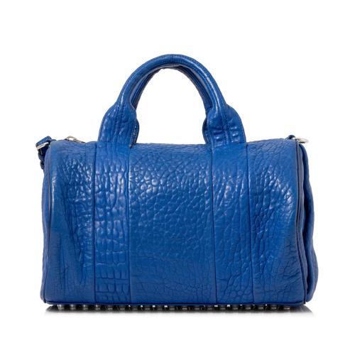 Alexander Wang Leather Rockie Satchel