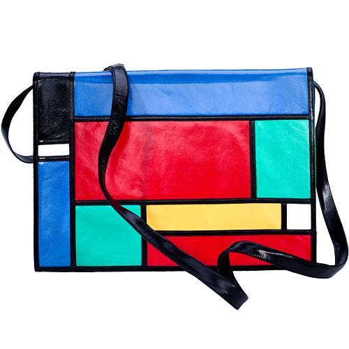 Andrea Pfister Vintage Mondrian Bag - FINAL SALE