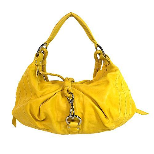 Andrew Marc Cargo Collette Parachute Handbag