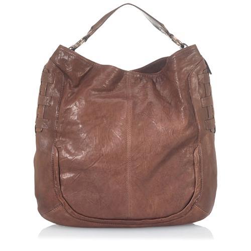 Andrew Marc Element Lianna Large Hobo Handbag