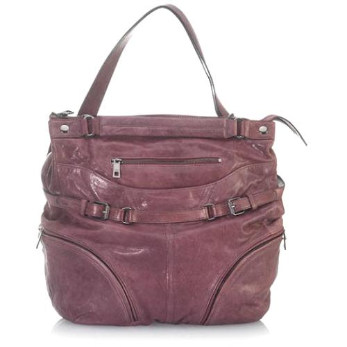 Andrew Marc Motorcycle Audrina Tote - FINAL SALE