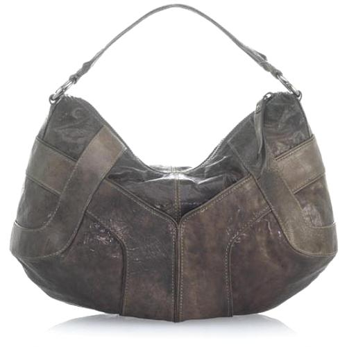 Andrew Marc Origami Serena Small Hobo Handbag - FINAL SALE