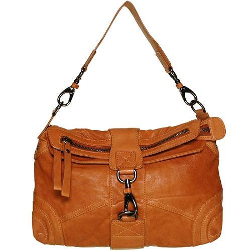 Andrew Marc Revival Power Medium Hobo Handbag
