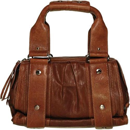Andrew Marc Suspension Allure Small Satchel Handbag