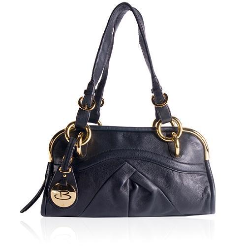 B. Makowsky Kiev Satchel Handbag