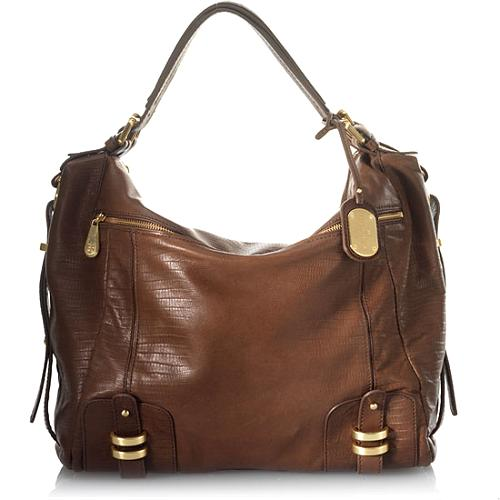BCBGMAXAZRIA Rural Living Tejus Convertible Shoulder Handbag