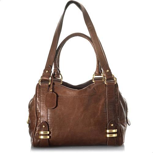 BCBGMAXAZRIA Rural Living Tejus Satchel Handbag