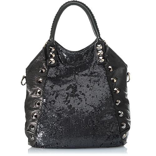 BE & D Barclay Hobo Handbag