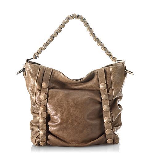 BE & D Donnington Hobo Handbag