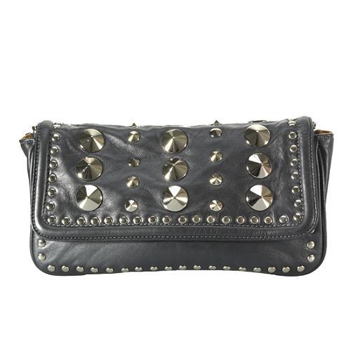 BE & D Garbo Baguette Shoulder Handbag