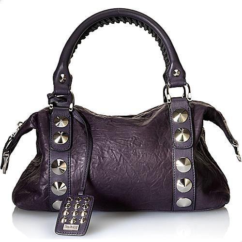 BE & D Garbo Petite Satchel Handbag